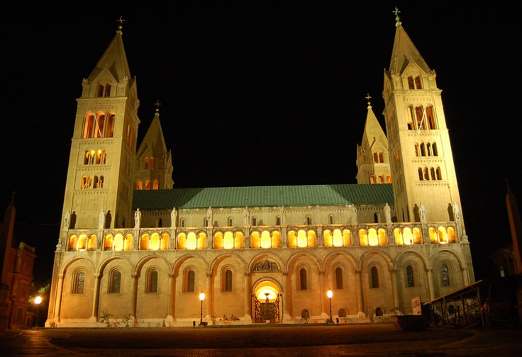 St. Peter and St. Paul Cathedral of Pécs