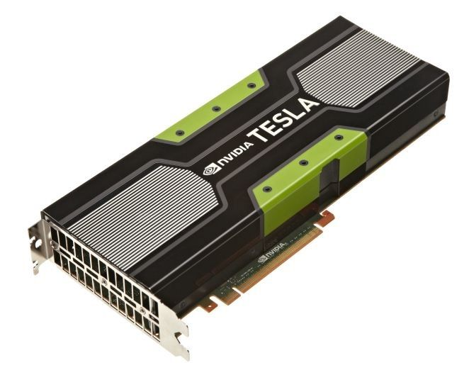 Nvidia Launches Tesla K40 – Full Blown GK110 Core With 12GB VRAM