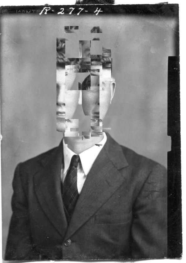 failed memories 4. by david szauder, via Behance (2013, digital art)