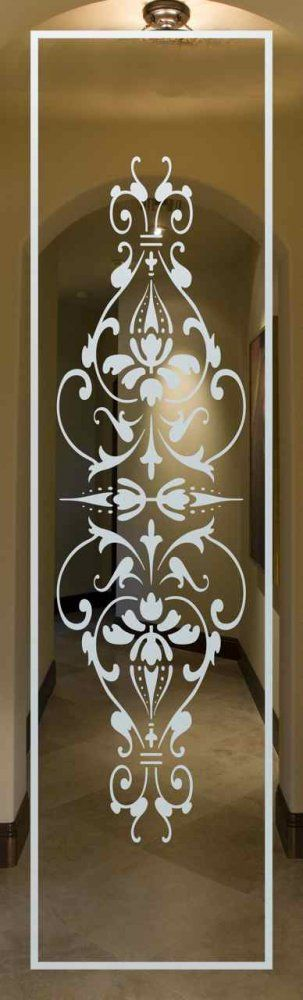 19 Best Victorian Etched Glass Images On Pinterest