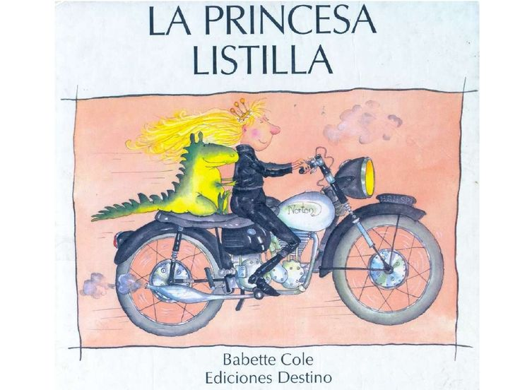 la-princesa-listilla by mlolajimenez via Slideshare
