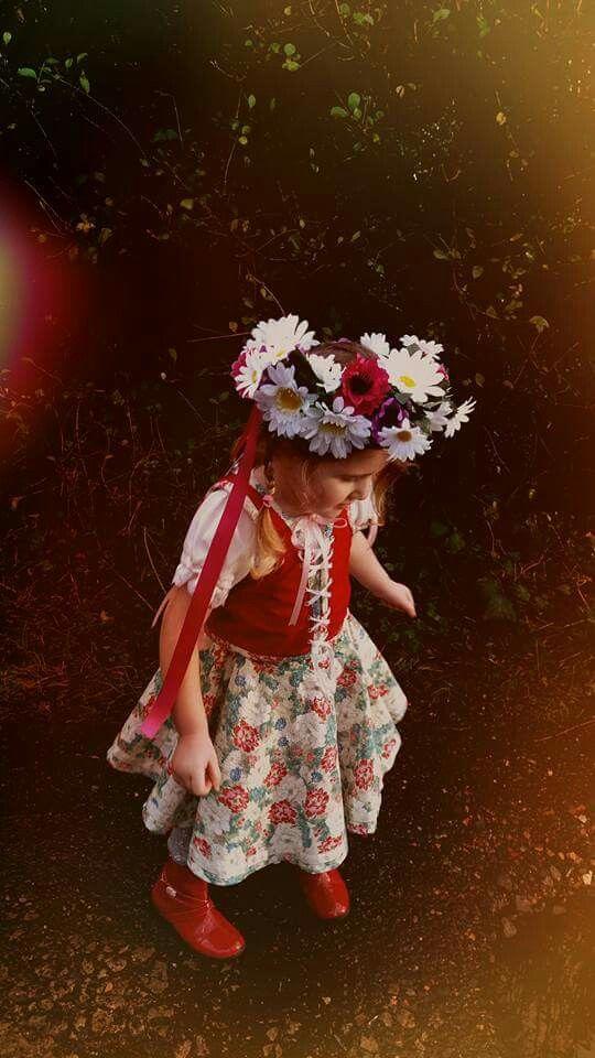 Czech traditional costume