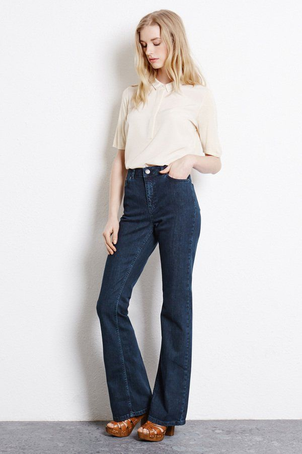 Pin for Later: You're Going to Dig That '70s Vibe Once You've Seen These Flares Warehouse Flare Jean Warehouse Flare Jean (£42)