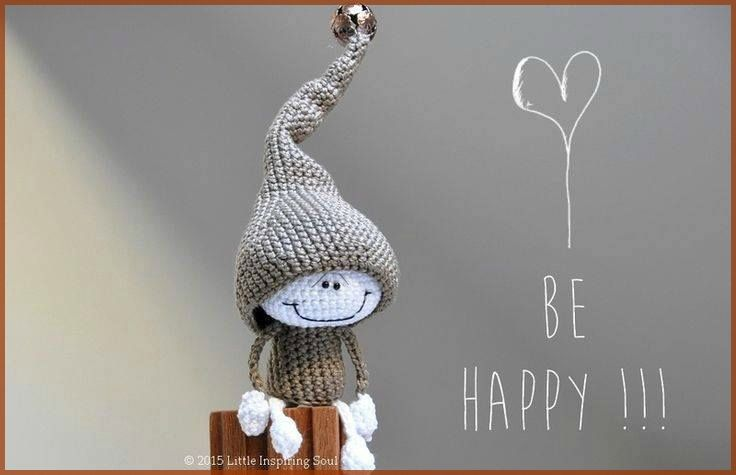 Be happy cerné