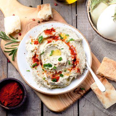 Μπαμπαγκανούς (Μελιτζανοσαλάτα) - Συνταγές - Tlife.gr