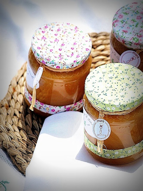 Country Prints for Marmelade Jars. ______________________________ Telas country…