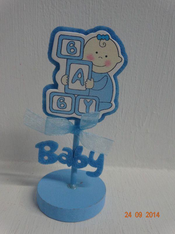 Porta tarjeta para Baby Shower de niño. #RecordatoriosBabyShowerCali #BabyShowerNinoPereira