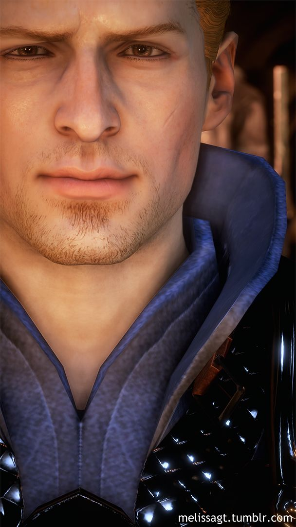 Warden Alistair ~ Maker's breath, but you're beautiful, Alistair...