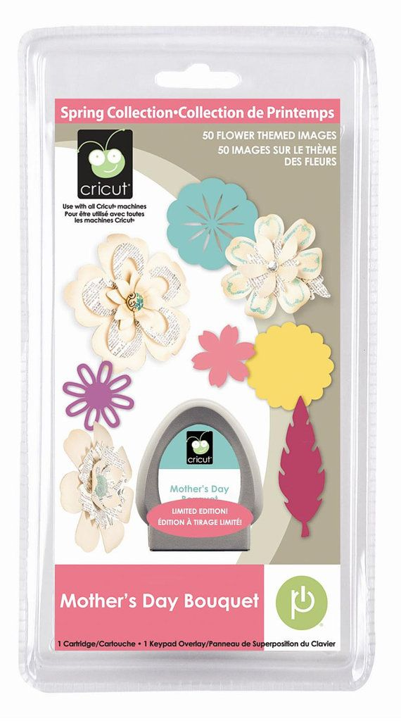 79 best images about craft cricut on pinterest vinyls - Unusual mothers day flowers ...