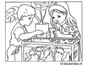 150 best images about kleurplaten kleuters coloringpages