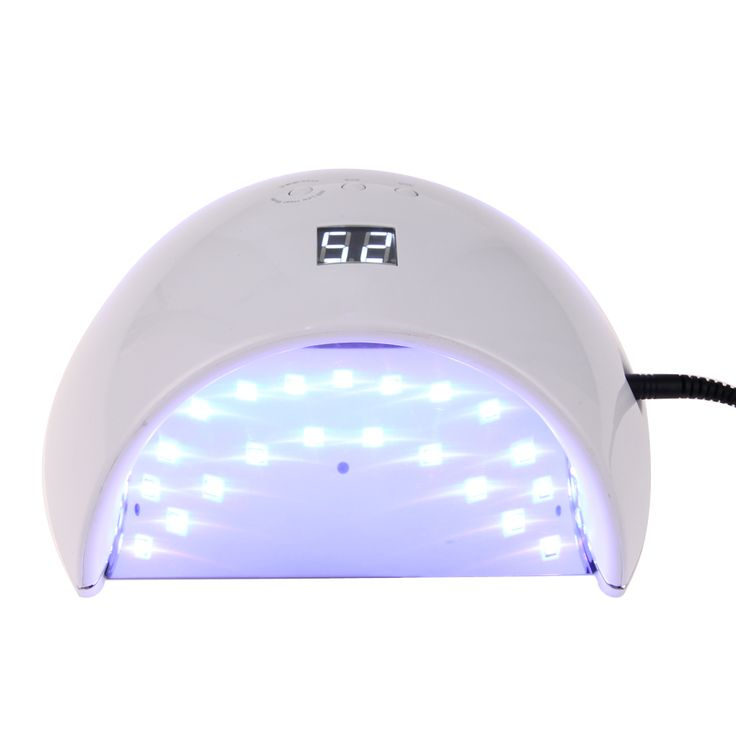 Nice W Nail Dryer New Style Portable UV Lamp for Drying PCS LED Nail Lamp Dryer