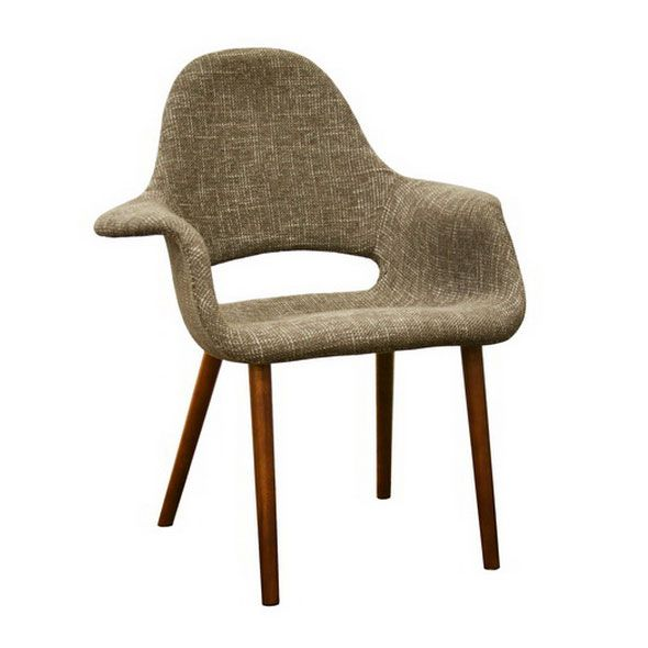 Mid-Century Accent Chairs - Set of 2 | dotandbo.com