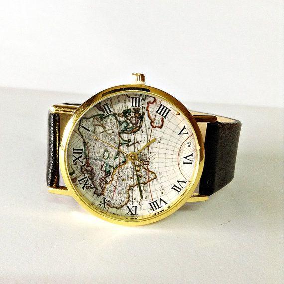 Best 25 map watch ideas on pinterest watch women for Nice watch for boyfriend