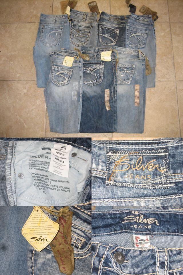 Silver Jeans Junior's http://www.tradeguide24.com/4023___ ...