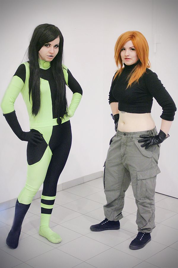 """vickijacobson: """" Kim Possible and Shego cosplay Shego Cosplay by ..."""