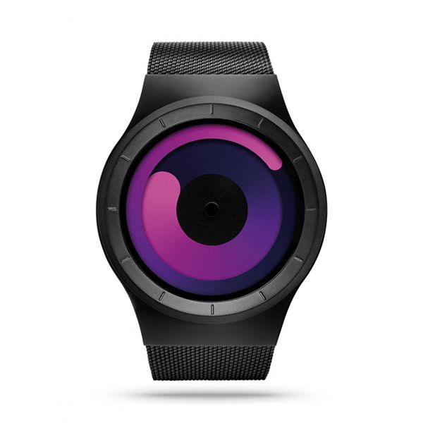 Buy your ZIIIRO Mercury Black/Purple® Watch from an authorised retailer with free worldwide delivery. October 2016 collection and 5% off your first order