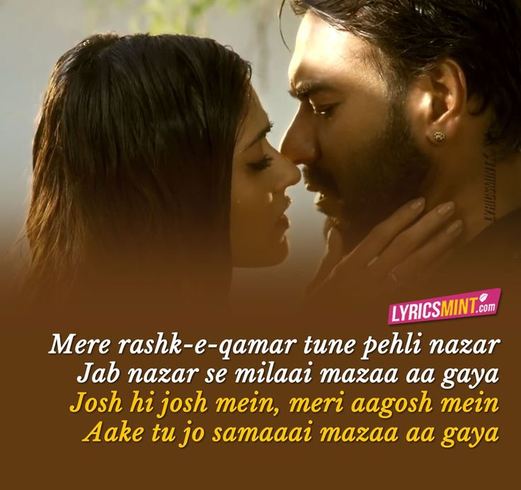 Lov Yri Hin: Best 25+ Hindi Love Song Lyrics Ideas On Pinterest