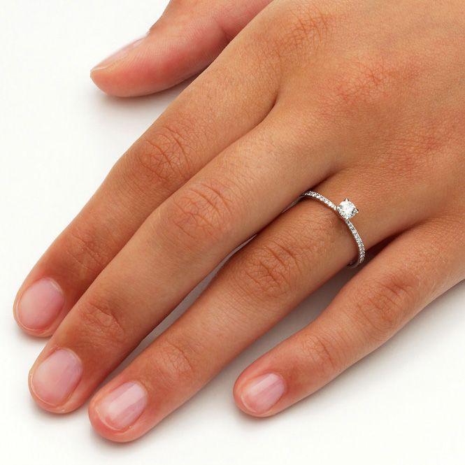 Verlobungsring - Grace Petite