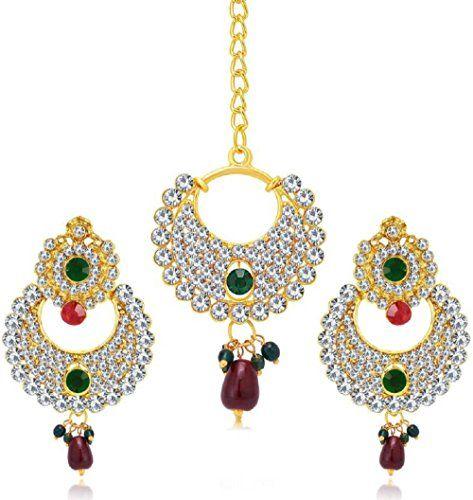 VVS Jewellers Ethnic Red & Green Stone Wedding Bridal Ind... https://www.amazon.com/dp/B071ZPJYGJ/ref=cm_sw_r_pi_dp_x_hpNpzbF1BE3Q1