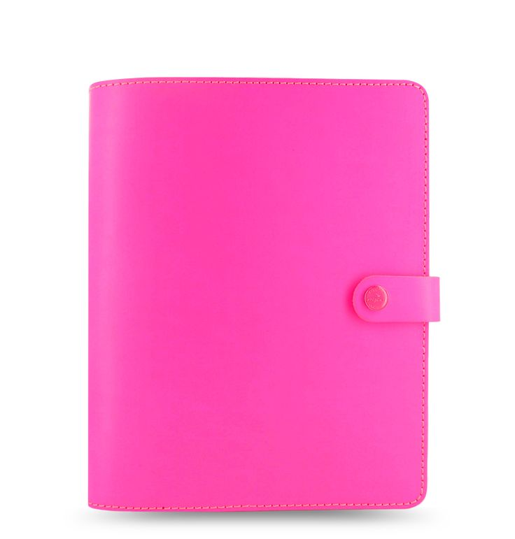 The Original A5 Organiser in pink