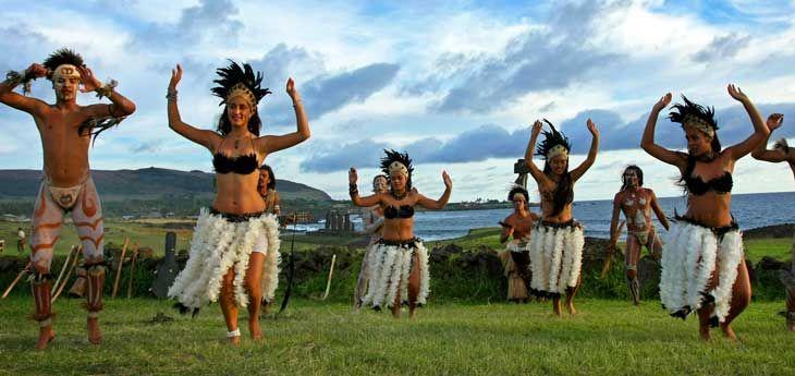 Tapati Rapa Nui 2016 y los 50 años de la unión entre la isla y el ...