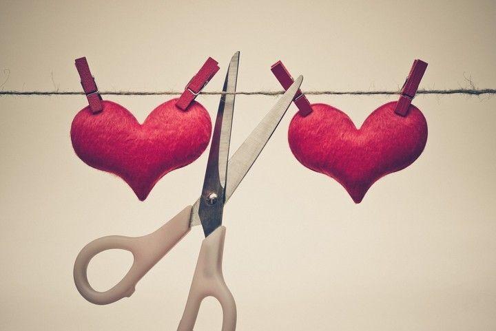 Las etapas del duelo amoroso