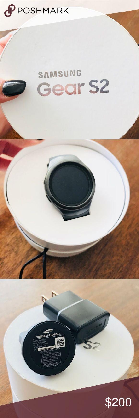 SAMSUNG GEAR S2 SMARTWATCH NEW samsung Accessories Watches