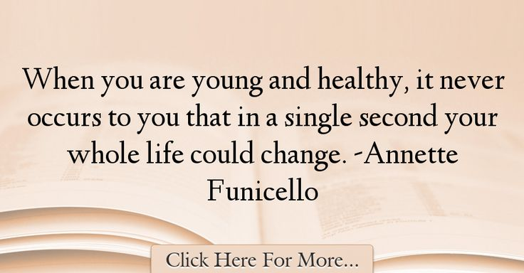 Annette Funicello Quotes About Health - 32858