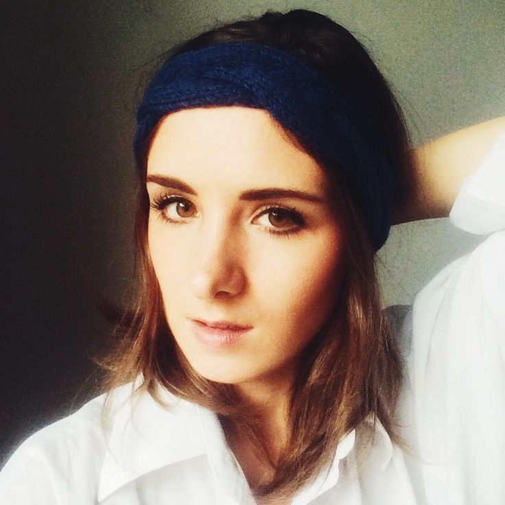 Our lovely Patti headband.