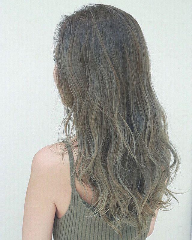秋冬はどんな髪色が人気 おしゃれな秋ヘアカラーカタログ20 髪 色