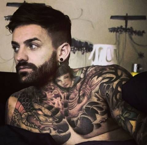 Oh, Aaron Chalmers off Geordie Shore, we do love you, but we think you're a…