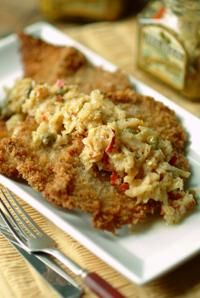 Recipe for Veal Milanese with Artichokes | DeLallo Recipes