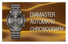 Discover the Rado DiaMaster