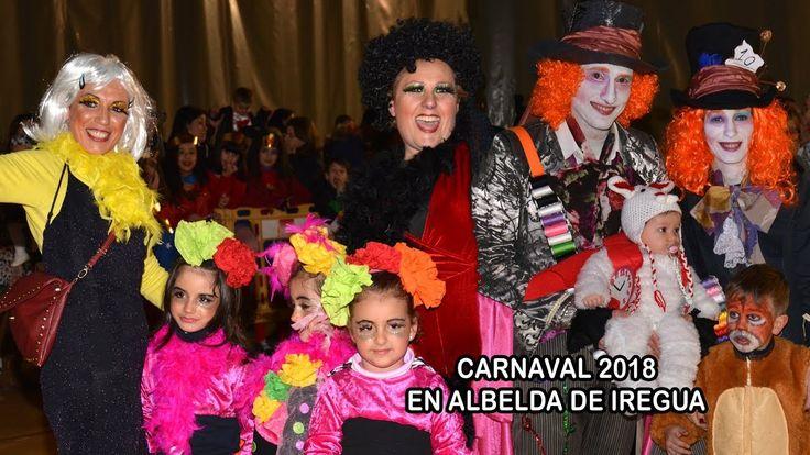 Carnaval de Albelda de Iregua 2018