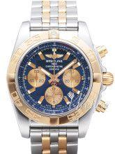 Breitling Chronomat 44 Blå/Stål