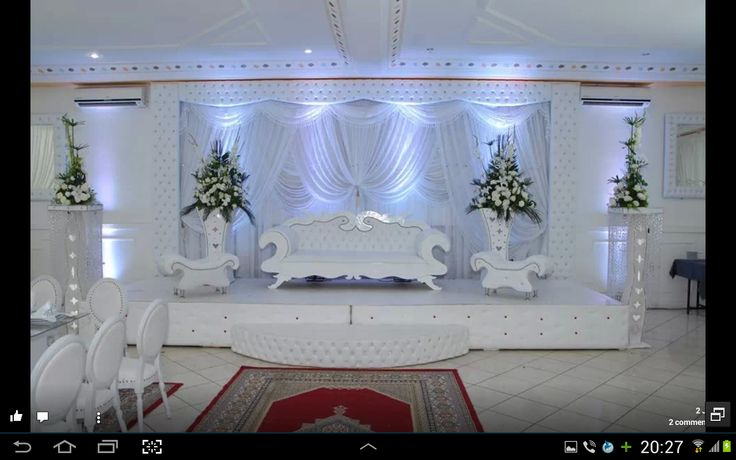 Trone mariée 3