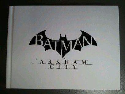PS3 Batman Arkham City Game and Collectible Art Book @ niftywarehouse.com #NiftyWarehouse #Batman #DC #Comics #ComicBooks