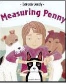common core activities for measurement and data: Measuring Pennies, Math Measuring, Loreen Leedi, Math Ideas, Lessons Plans, Math Books, Children Books, Mentor Texts, 2Nd Grade