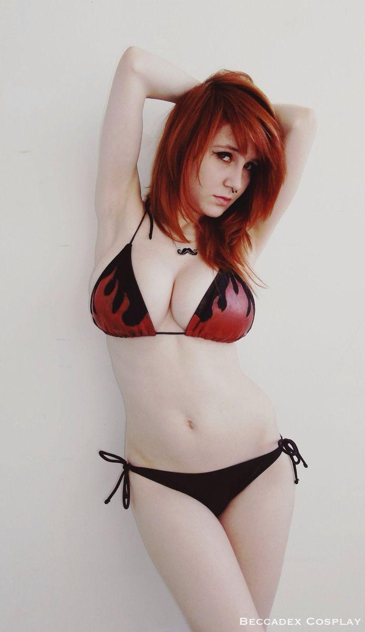 pale nude girls misty