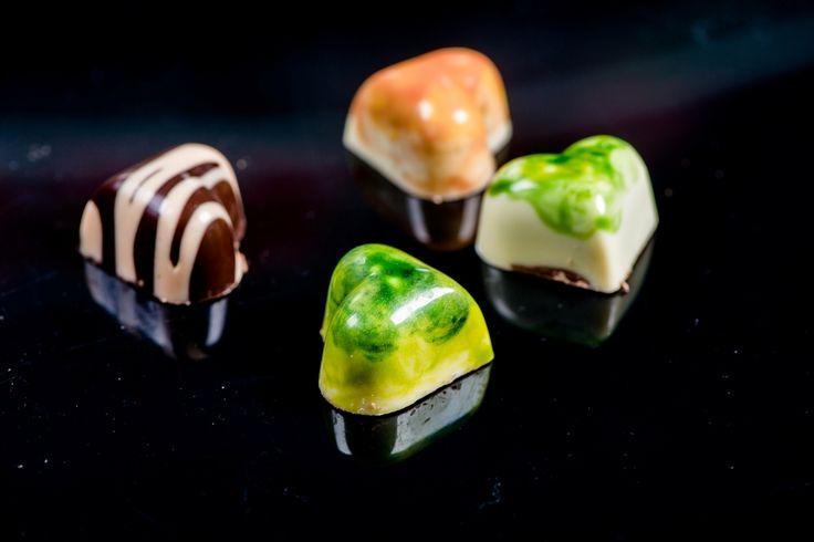 czekoladki / handmade / warsztaty kulinarne / Dorota Jaworska