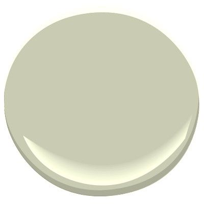 Benjamin moore soft fern 2144 40 it 39 s time to paint for Soft neutral green paint color