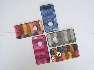 Kryt z umělé kůže pro iPhone 6 a 6S