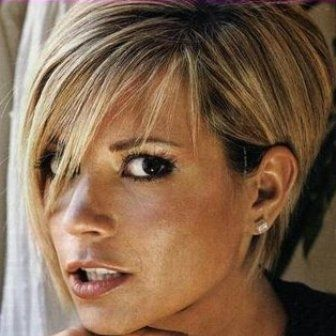 Astounding 1000 Ideas About Posh Spice Hair On Pinterest Posh Hair Short Hairstyles Gunalazisus