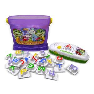 Toys For 2 yr Old Girls: LeapFrog Letter Factory Phonics and Numbers