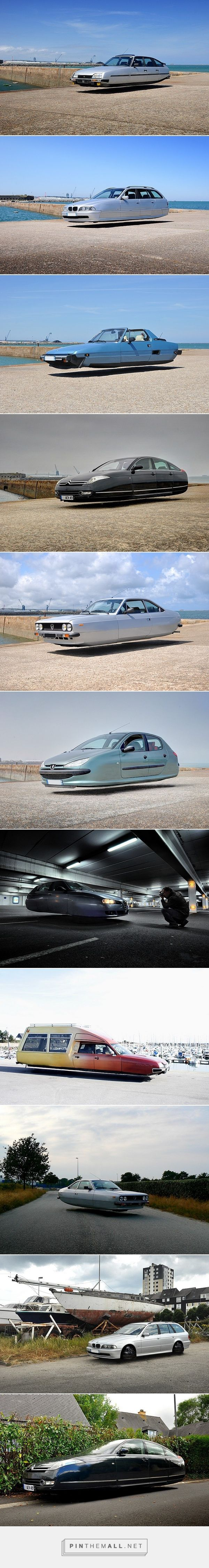 Flying cars on Behance... - a grouped images picture - Pin Them All
