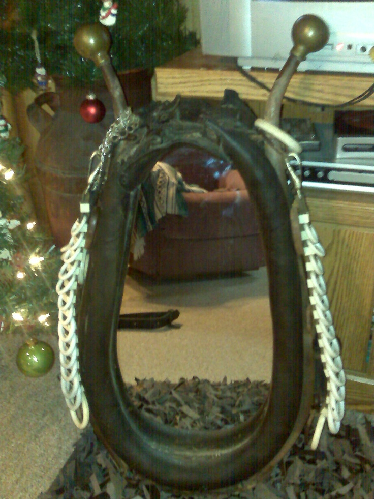 43 Best Images About Horse Collar Mirrors On Pinterest