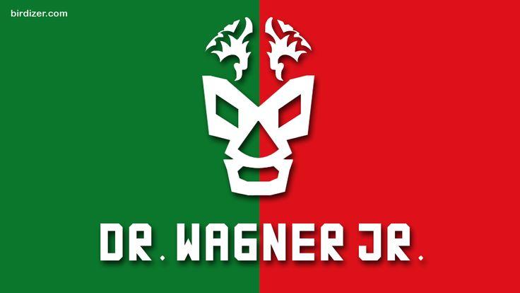 Dr. Wagner Jr. máscara wallpaper