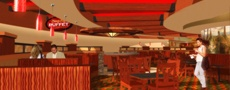 Chinook Winds Casino Resort Casino buffet remodel design, theming, and decor - Lincoln City, Or
