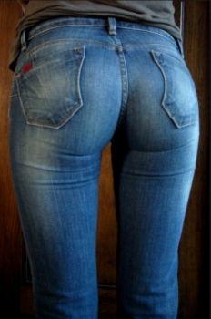 Tight Ashen Skinny Moleton Jeans