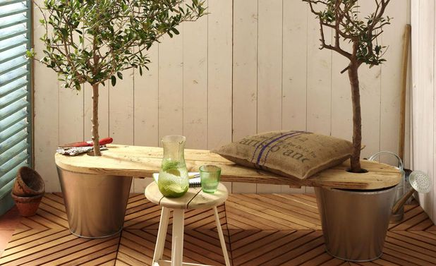 die besten 17 ideen zu baumbank auf pinterest. Black Bedroom Furniture Sets. Home Design Ideas
